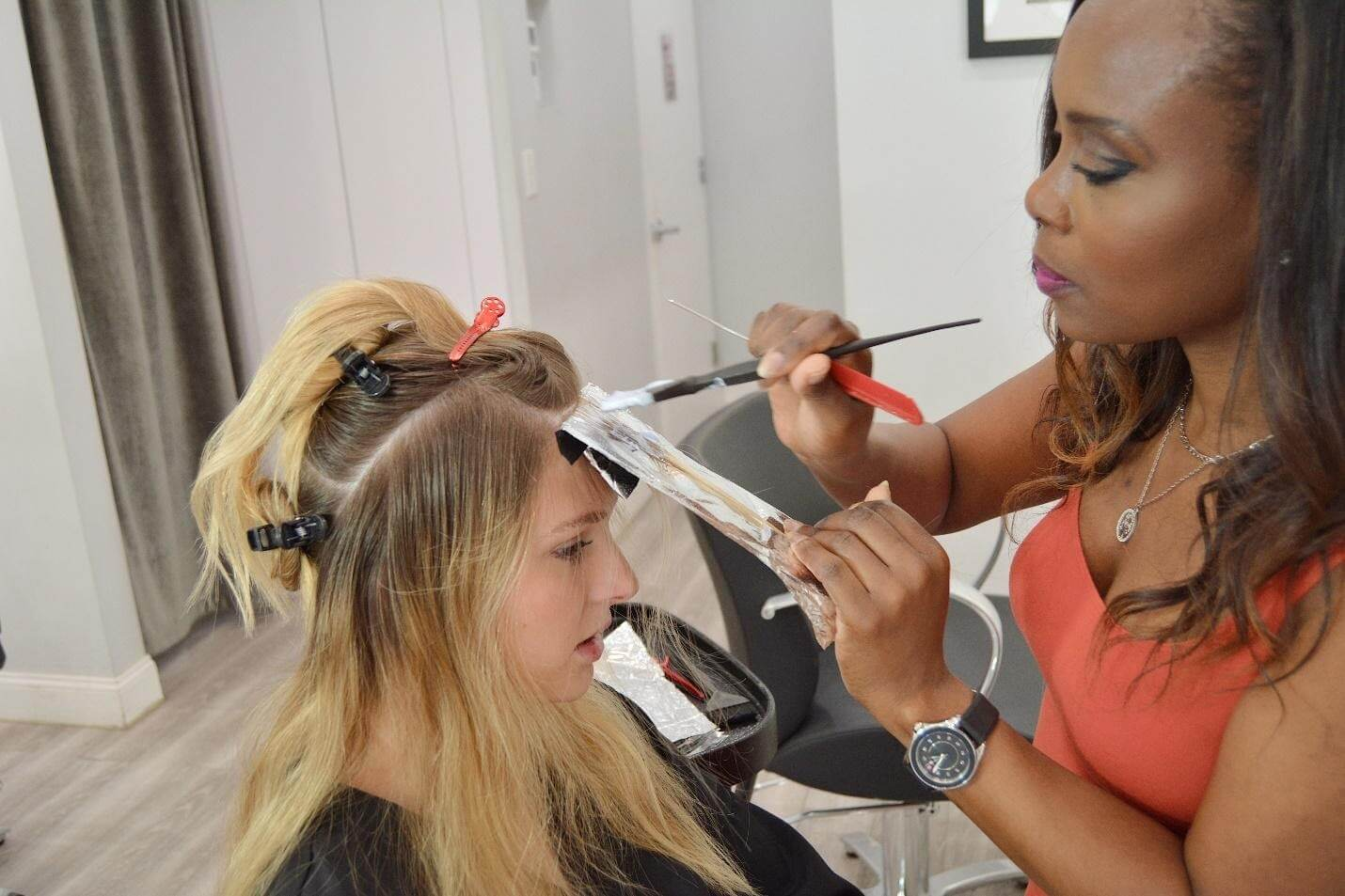 Best Salon For Curly Hair And Hair Straightening In Upper West Side Nyc Salon West Nyc